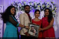 Actress Darshana Das Marriage Reception (27)