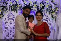Actress Darshana Das Marriage Reception (29)