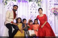 Actress Darshana Das Marriage Reception (32)