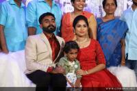 Actress Darshana Das Marriage Reception (39)