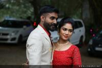 Actress Darshana Das Marriage Reception (9)