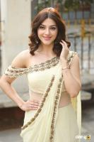 Mehreen Pirzada at Entha Manchivaadavuraa Movie Interview (16)