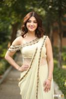Mehreen Pirzada at Entha Manchivaadavuraa Movie Interview (2)
