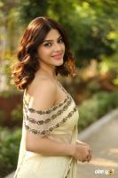 Mehreen Pirzada at Entha Manchivaadavuraa Movie Interview (26)