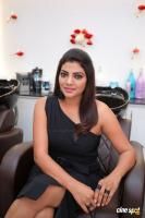 Lahari Shari at Habibs Hair & Beauty Salon Launch (21)