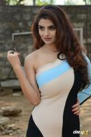 Anveshi Jain at Commitment Movie Title Launch (16)