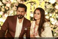 Actress Bhama Marriage Reception Photos