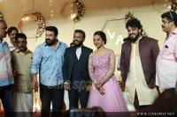 Actor Vishnu Unnikrishnan Marriage Reception Photos