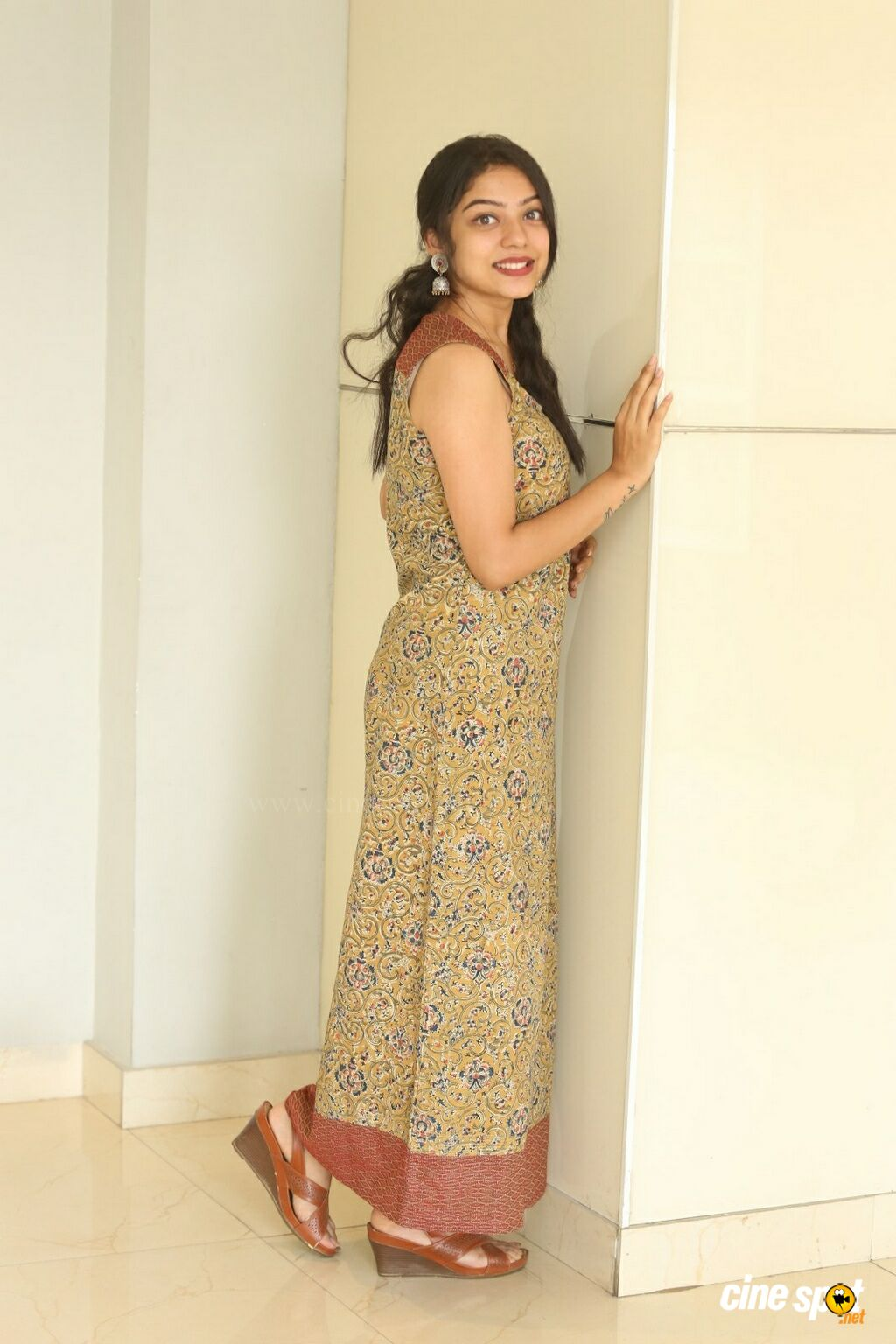 Varsha Bollamma at Choosi Chudangane Success Meet (17)