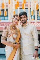 Mahat Raghavendra Prachi Mishra Wedding Photos