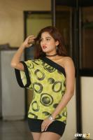 Sravani Nikki at Life Anubhavinchu Raja Success Meet (5)