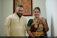 Thara Kalyan Daughter Sowbhagya Venkitesh Marriage Photos