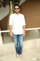 Nithiin at Bheeshma Movie Success Meet (1)
