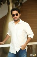 Nithiin at Bheeshma Movie Success Meet (13)