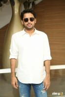 Nithiin at Bheeshma Movie Success Meet (3)
