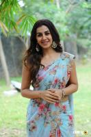 Nikki Galrani at Rajavamsam Movie Audio Launch (1)