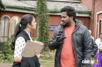Ponmagal Vandhal Shooting Spot Stills (1)