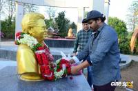Manchu Manoj Visits Dasari Ghat Photos