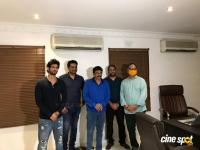 RGV Launches Valliddari Madhya Movie Song Photos