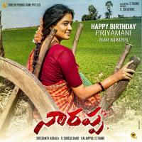 Priyamani Birthday Posters in Narappa (1)
