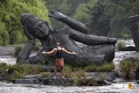 Raavanan tamil movie photos,stills