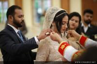 Miya George Wedding Photos
