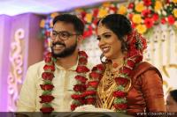 Serial Actress Athira Madhav Marriage Photos
