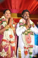 Vijay Vasanth Marriage Photos Vijay Vasanth Wedding Reception Photos (15)