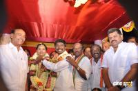 Vijay Vasanth of Naadodigal Marriage Wedding Reception Photos