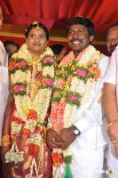 Vijay Vasanth of Naadodigal Wedding Stills