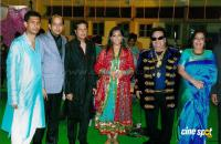 Producer Suresh Bhandari Son Wedding photo (1)