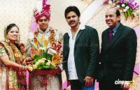 Producer Suresh Bhandari Son Wedding photo (13)