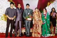 Producer Suresh Bhandari Son Wedding photo