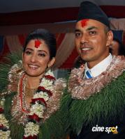 Manisha koirala Marriage Photos