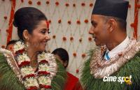 manisha koirala Wedding Marriage Photos Reception Photos