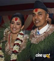 manisha koirala Wedding Marriage Photos