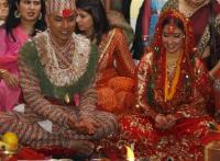 Manisha Koirala Marriage Day 2 Photos (1)