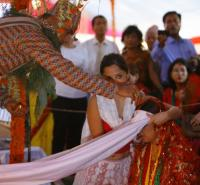 Manisha Koirala Marriage Day 2 Photos