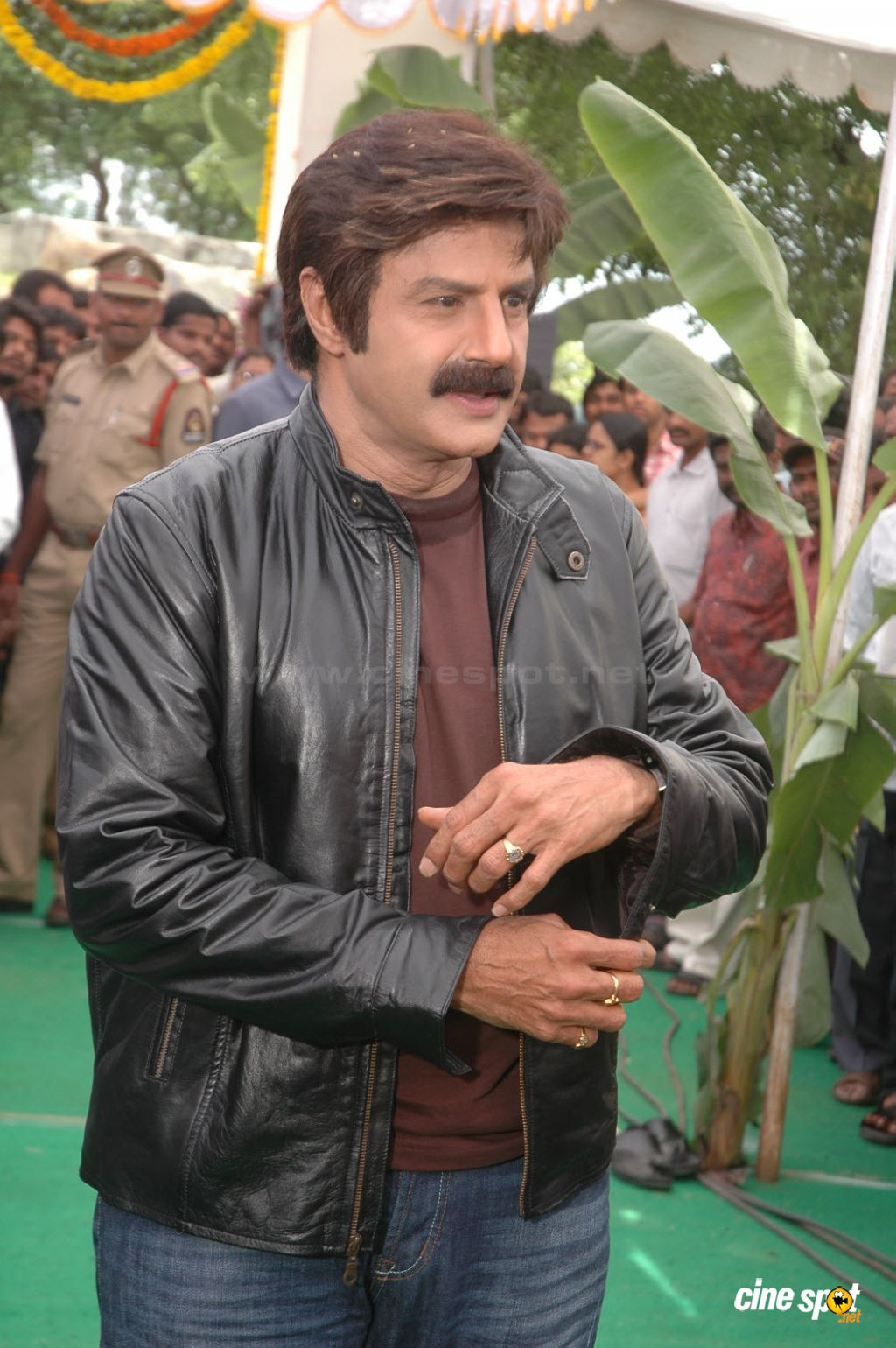 balakrishna nandamuri brahmani marriage