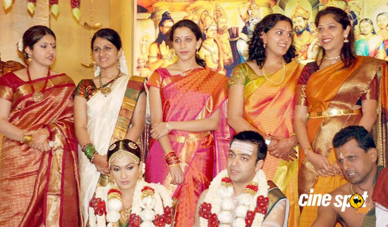 Rajinikanth Daughter Aishwarya Marriage Photos Gallery