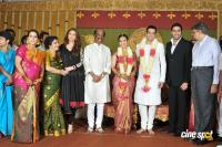 Soundarya Rajinikanth  Reception Photos