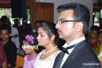 Karthika Wedding with Merin Photos, Stills, Pics (75)
