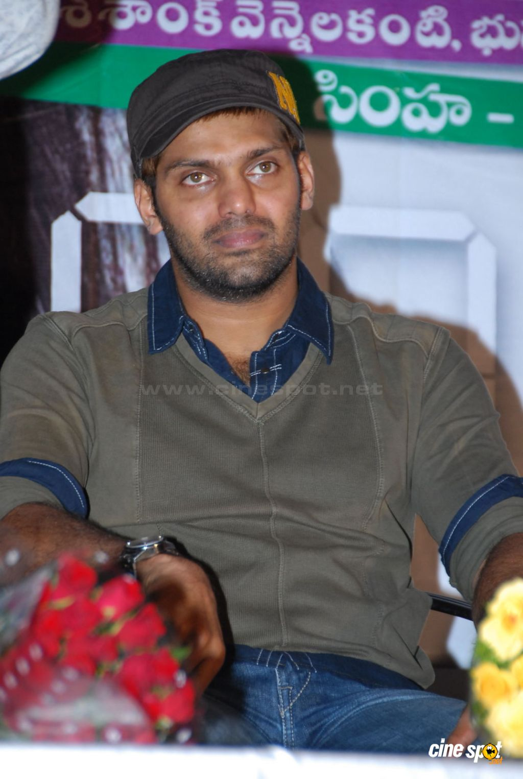 Arya audio launch 13 actor arya 14 arya actor photos