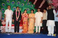 SV Krishna Reddy Daughter Reception photos (6)