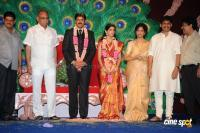 SV Krishna Reddy Daughter Reception photos (7)