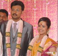 Dayanidhi Azhagiri Marriage Wedding Reception Photos Pics