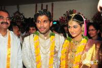 Allu arjun- Sneha reddy Marriage Enagagement Photos Pics