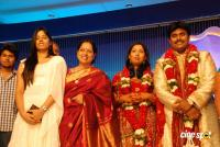 Director Madhumitha Brother Wedding Reception photos,pics