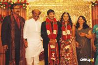 Actor Vishnu Marriage Reception photos, stills