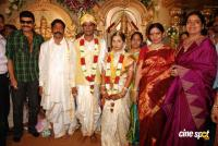 Ram Boopal Reddy Daughter marriage photos